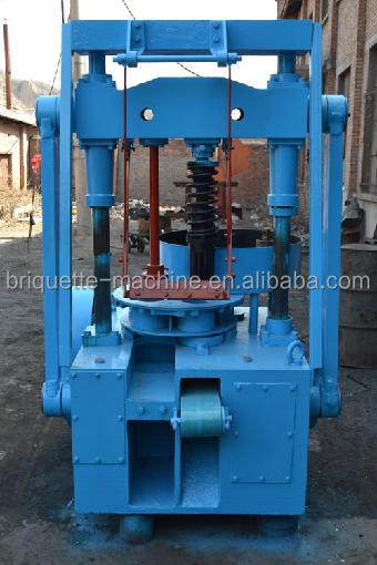 Long burning smokeless honeycomb coal briquette making machine / honeycomb coal briquetting machine