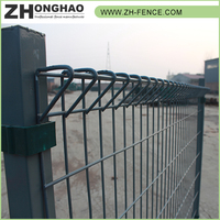 High Quality Good offer Cheap Wholesale galvanized wire fence panels