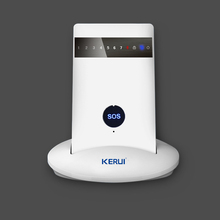 Security Wireless GSM Auto Dial Home Office Burglar Intruder Fire Alarm
