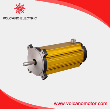high torque Brushless DC Motor 24v 750W 3000rpm