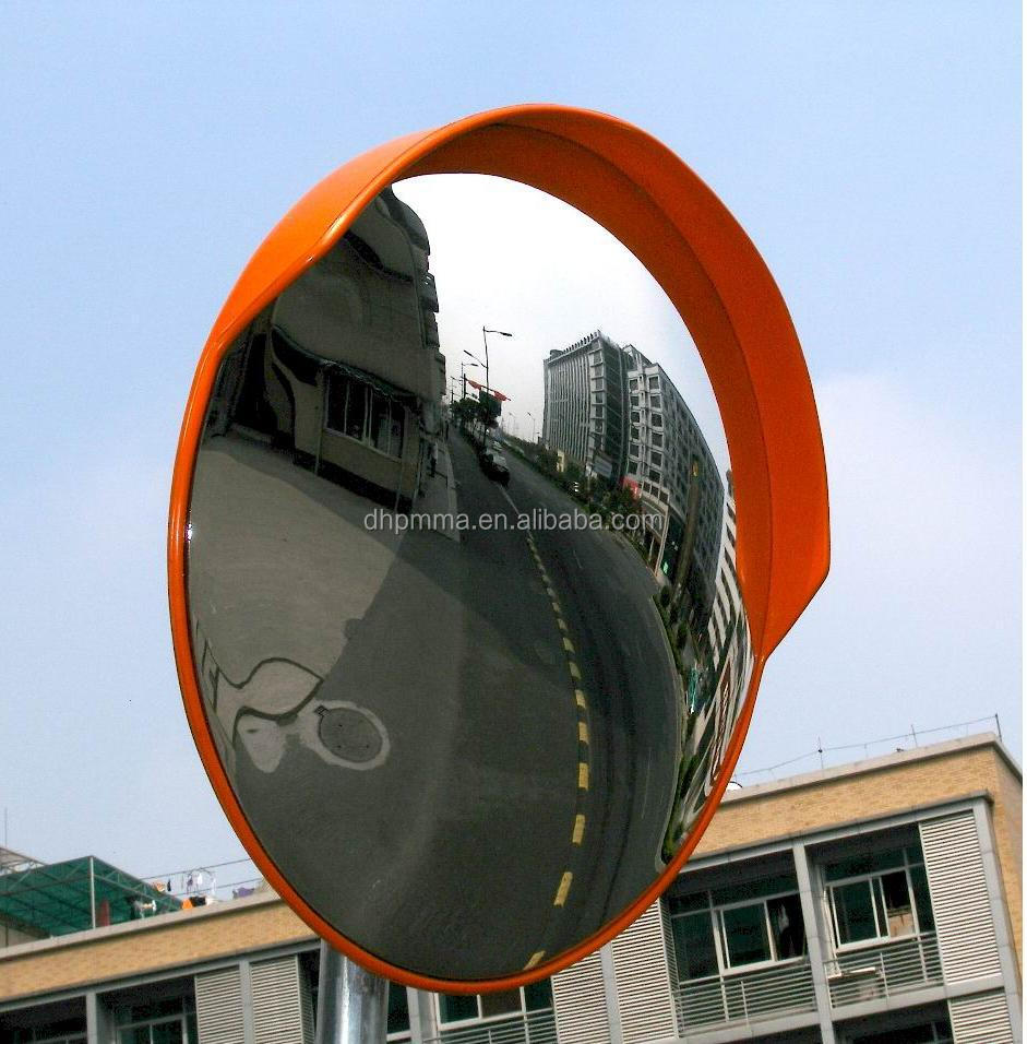 Road Safety Convex Mirror Outdoor Convex Mirror Acrylic