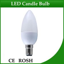CE ROHS 3w 5w E14 Dimmable LED Candle Light,LED Candle Bulb,LED Flameless Candle Lamp Alibaba