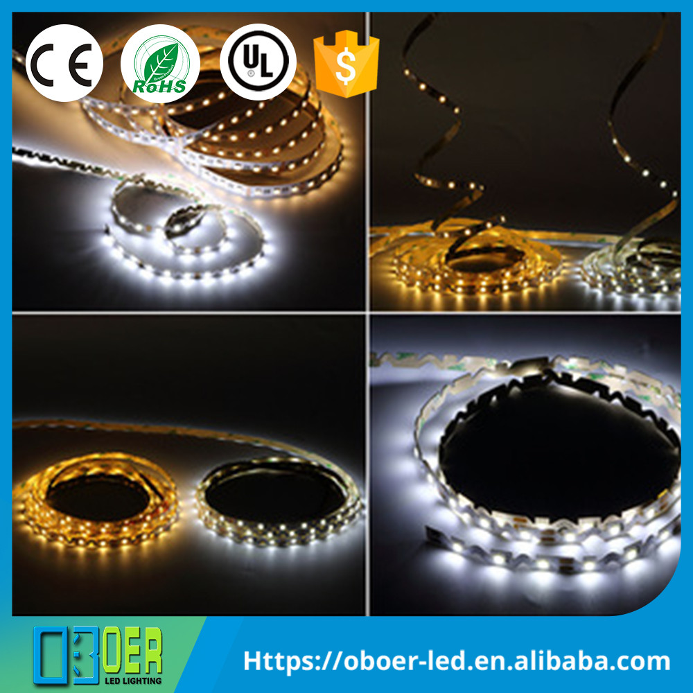High Quality S Type Led Strip Bendable 2835 Led Strip With Ce Rohs ul