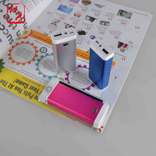 Factory supply attractive price mobile phone qc3.0 portable power bank 5200mah