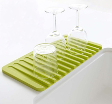 Plastic dish draining rack drying board from guangdong factory price