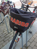 Hot Sale Promotion Bicycle Basket Cover/Bike Basket Cover