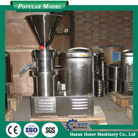 Small Nut Butter Making Machines With Capacity 100-500kg/h