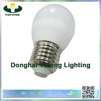 Factory price high quality E14/E27 5w bulb lamp led