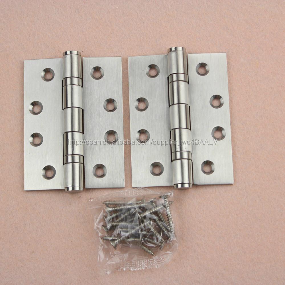 buena calidad bisagras para puertas de madera o acero