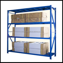 Warehouse Luggage Rack For Light Duty Display Household Storage Box Shelf