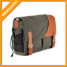 fashion design dslr canvas digital camera bag