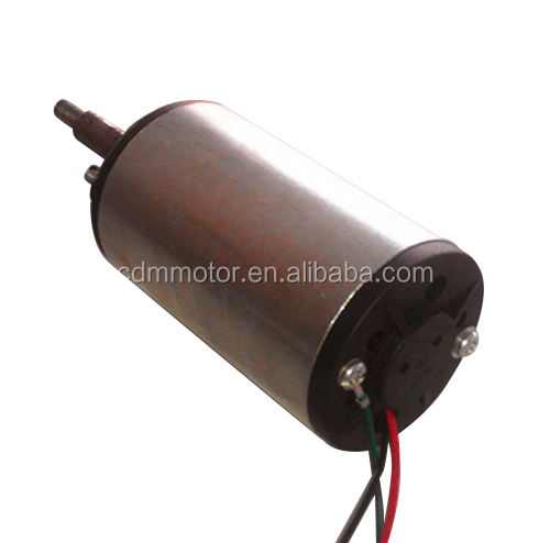 120v DC permanent magnet motor for stand mixer