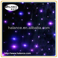 cinema backdrop fibre optic starry sky lighting rgb led star cloth