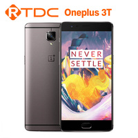 "Oneplus 3T Mobile Phone 6/64G/128G Snapdragon 821 Quad Core 5.5"" Android6.0 Fingerprint 4G LTE phone"