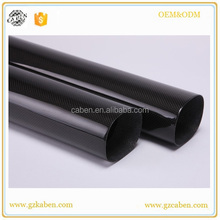 super light carbon fiber tube for spearfishing gun ,carbon fibre speargun tube