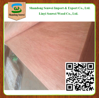 rotary cut bintangor wood face veneer factory direct sale