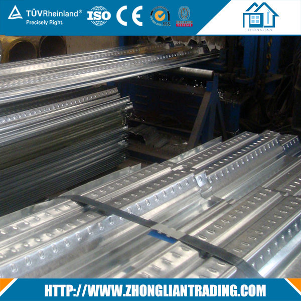 Scaffolding Perforated Metal Deck Design