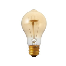 A60 clear traditional lamp 40 watt edison bulb incandescent light bulb