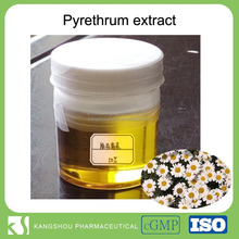 High quality pure natural pyrethrum extract pyrethrin/Pyrethrum flower extract /Pyrethrum Extract