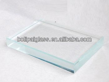Low-Iron And High Transparency Ultra-Clear Glass For M