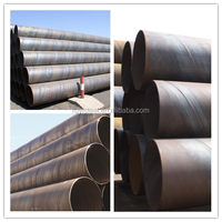 large diameter spiral steel pipe for sale/pvc spiral pipe