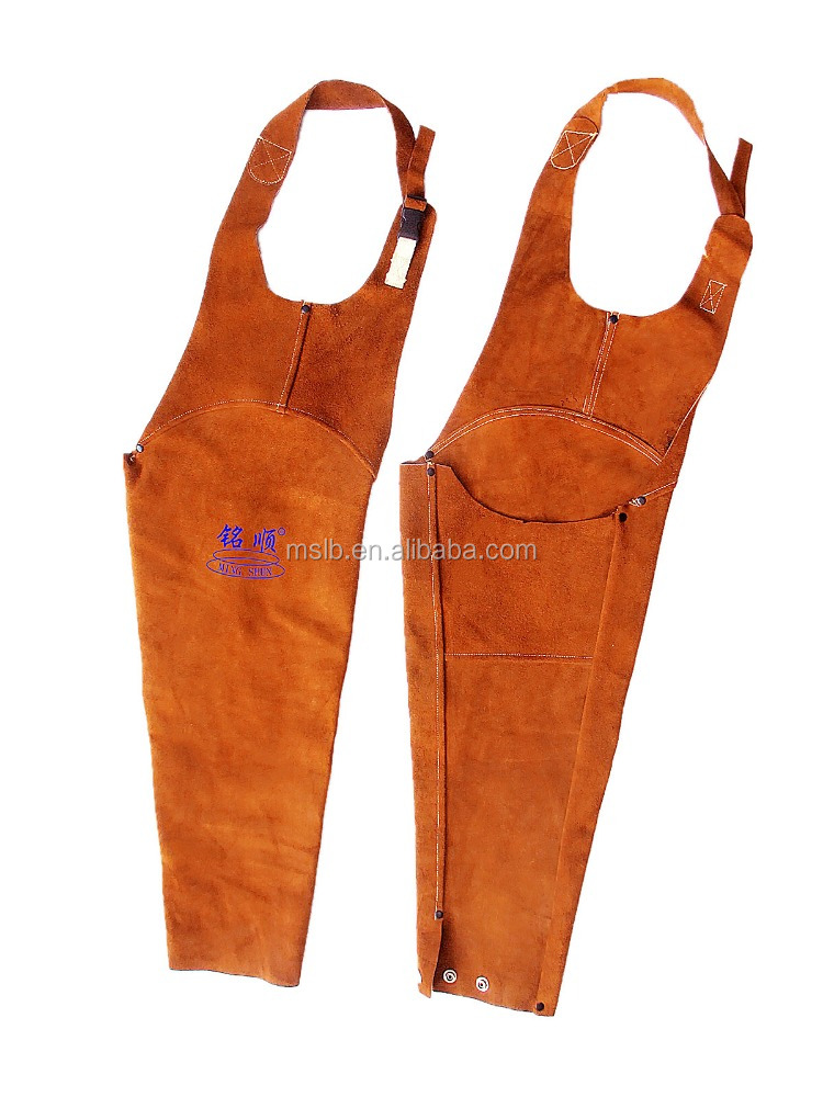 2016 Leather welding sleeves