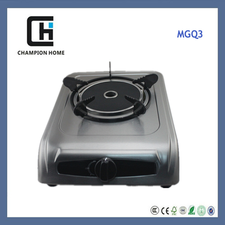 kitchen appliances 2 burner portable design table top gas stove