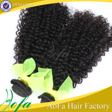 Alibaba express100% cheap kinky curly weave brazilian human hair