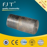 forged steel fittings steel lockable butt plug