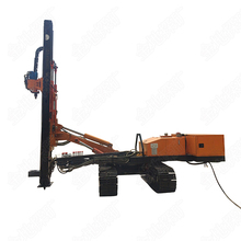 380V 80-108 mm water drilling rig machine price