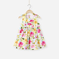 2017 Latest design children clothing baby girl dress China manufacturer