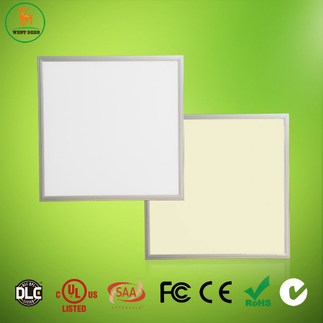 Popular led office workshop light / led panel light parts skd smd2835 chips and mw driver