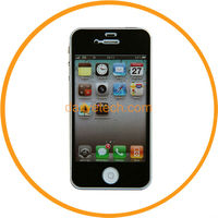 Mobile Phone Full Body Sticker Protector Screen Film Skin Guard for iphone 5 5G from Dailyetech