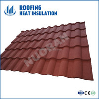 Nuoran Stone Coated Metal Roof for Poultry House