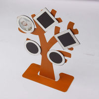 Metal Family Tree Photo Frame