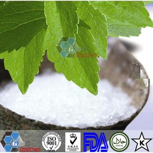 Natural Sweeteners Stevia Raw Import Export