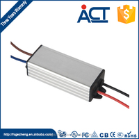 ip67 waterproof led converter 300ma constant current led driver 12V 1A power supply with CE UL compliance in China
