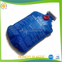 2.3 Liter plastic toilet tank bank in English and Arabic