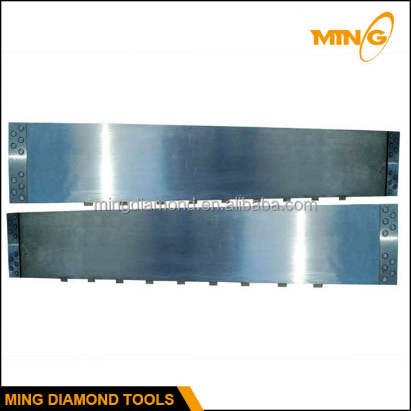 Diamond Multiple Saw Blade Used On Gang -Sawing Machine