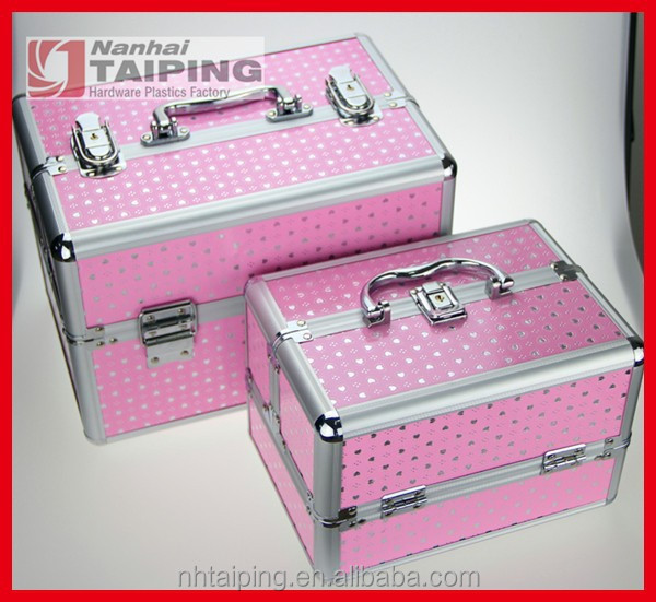 Vanity Case Cosmetic Make Up Urban Beauty Box Travel Carry Gife Box
