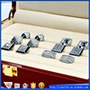 Design New Products Magnetic Cardboard Cufflink