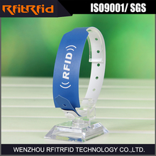High Quality factory personalized rfid activity wristband