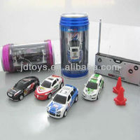 WL Toys wholesale 1/56 scale Mini Coke Can RC racing car model for promotional toys 2015-1A coke can car