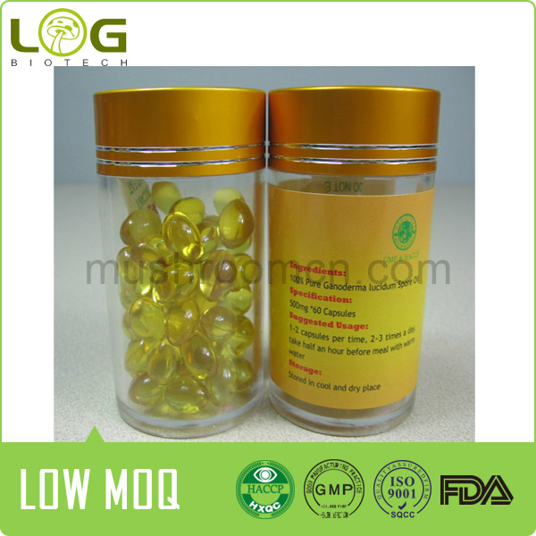 High quality Reishi extract/Reishi extract powder/reishi spore oil for Capsule