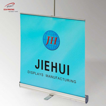 Professional customization Retractable roll up banner stand for promotion