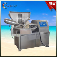 Stainless Steel 304 food standard vegetable bowl cutter machine