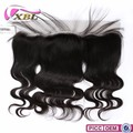 Brazilian Body Wave Virgin Hair Pre Plucked Lace Frontal
