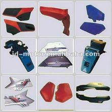 motorcycle plastic part