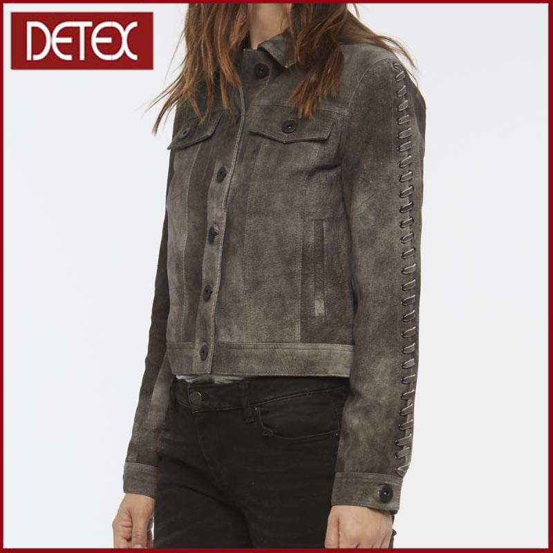 Custom Pakistan Women Import Leather Jackets