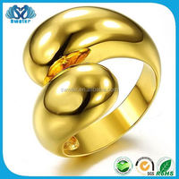 High Quality Wedding Rings 24Kt Gold Jewelry